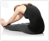 Yoga is a good way to manage stress and depression during menopause.
